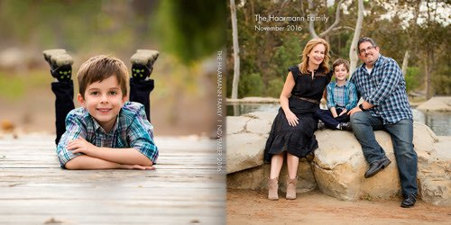 family outdoor photography album 01