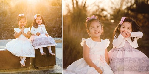 playa vista outdoor family photography album 13