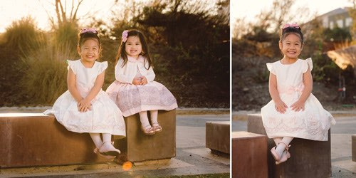 playa vista outdoor family photography album 15