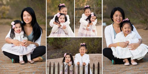 playa vista outdoor family photography album 16