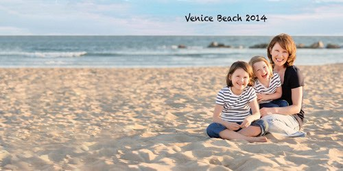 venice beach outdoor family photography album 01