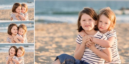 venice beach outdoor family photography album 04