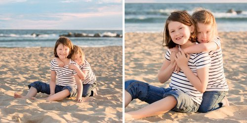 venice beach outdoor family photography album 05