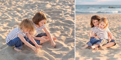 venice beach outdoor family photography album 06