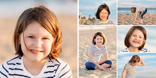 venice beach outdoor family photography album 07