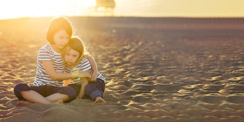 venice beach outdoor family photography album 18