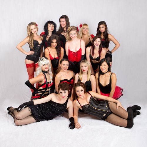 burlesque dancers photography09