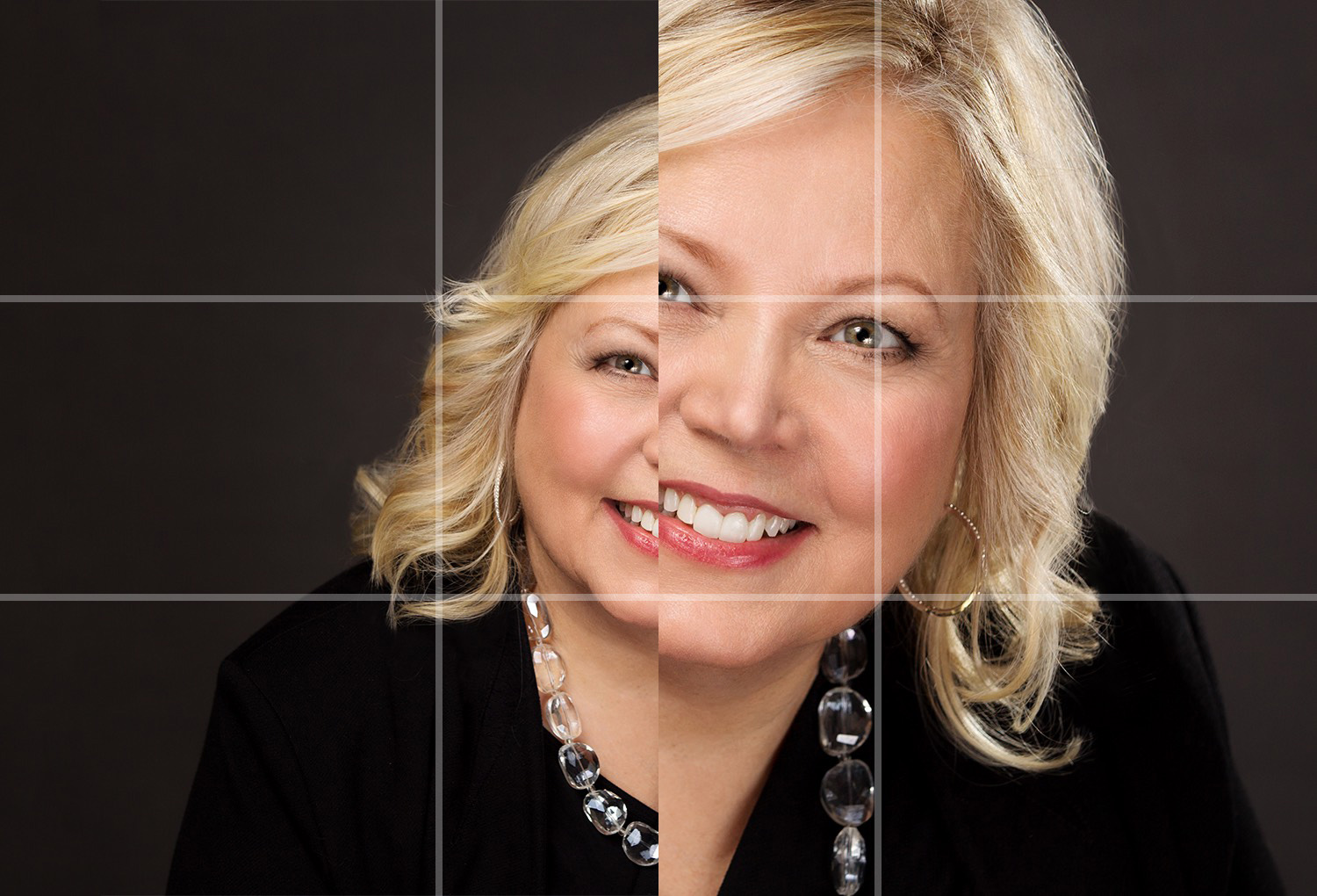 Los Angeles Corporate Headshot Photographer - Cropping