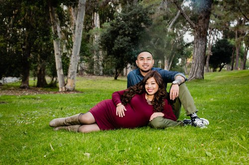 los angeles maternity photographer couple 09
