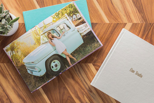 Custom Designed Premium Photo Albums in Los Angeles