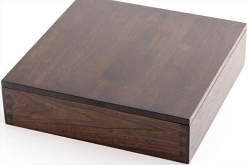 Walnut Bamboo Box One