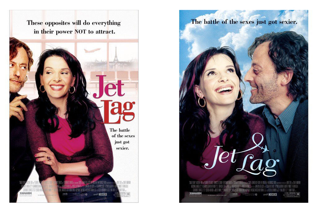 Jet Lag Poster Layouts 1