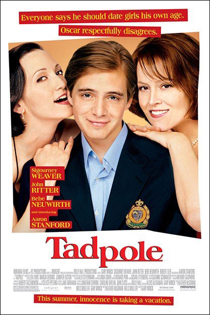 Tadpole Final Movie Poster