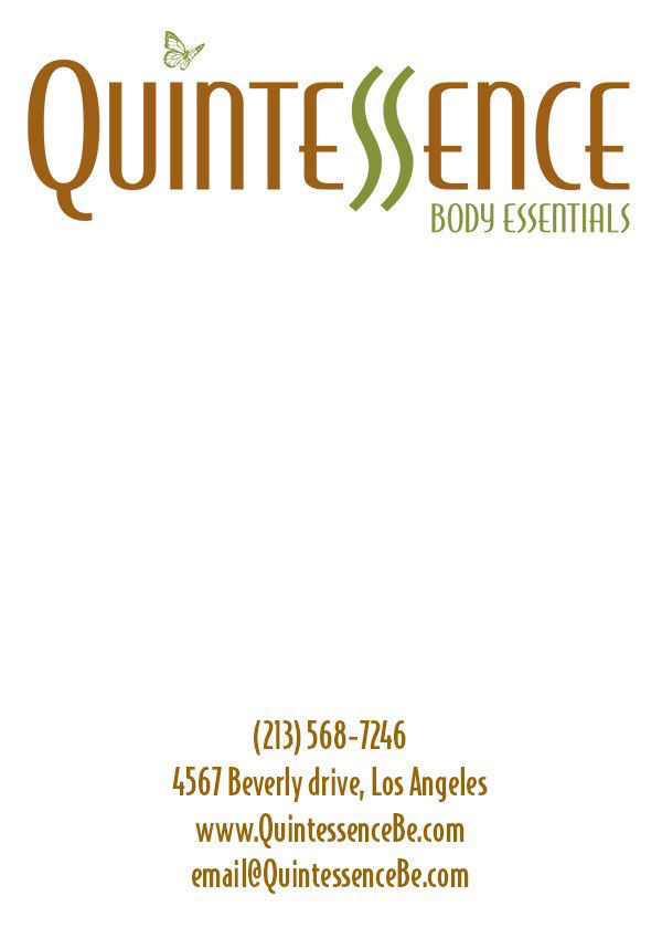Corporate Logo Design - Quintessence Products
