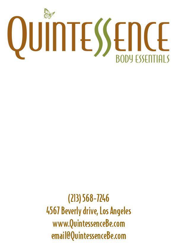 Corporate Logo Design - Quintessence Products