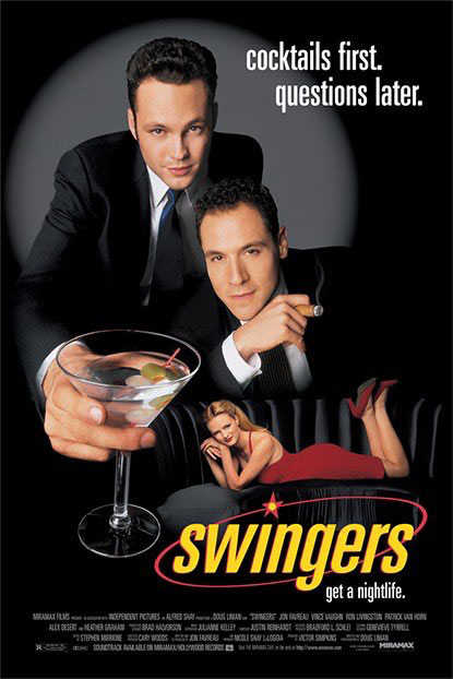 Swingers Final Movie Poster