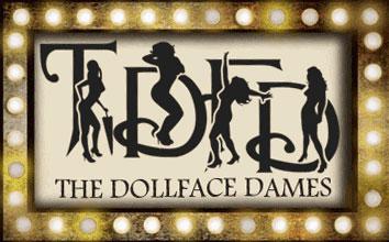 The Dollface Dames Logo