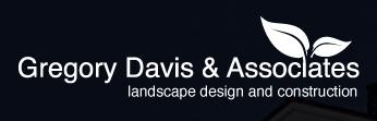 Greg Davis Landscaping Logo