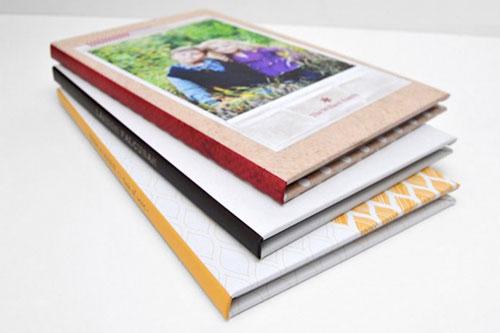 Custom Photo Accordion Book Three