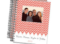 Custom Photo Day Planner