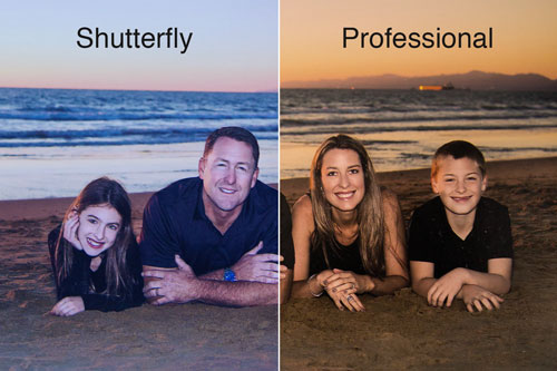 Professional Photographer Los Angeles - Prints vs Consumer Prints