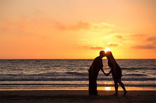 Marina Del Rey Engagement Photographer - Sunset Beacvh