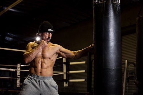 Los Angeles Sports Photographer - Boxer