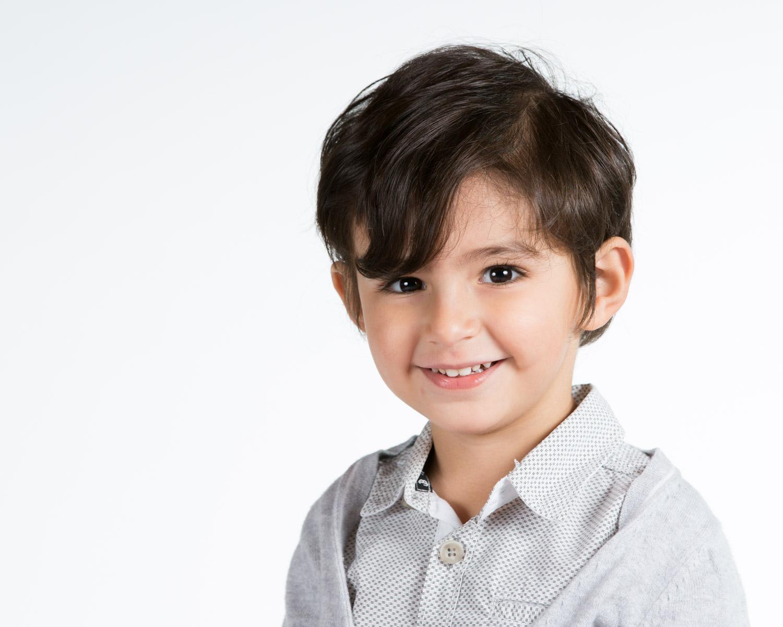 Los Angeles School Portrait Photographer - Boy Headshot