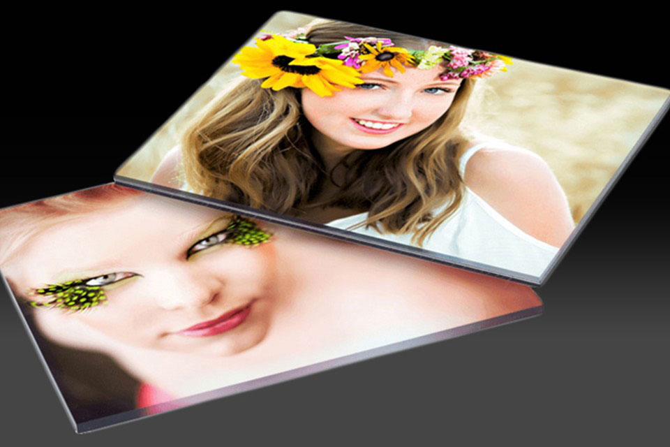 Custom Photo Acrylic Photo Print One