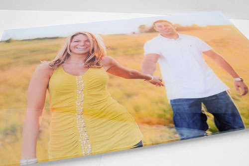 Custom Photo Acrylic Photo Print Three