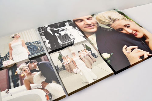 Purchase Canvas Wraps Sample Rive