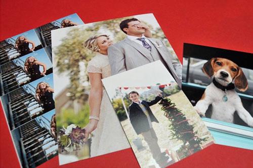 Multiple Loose Printed Photos