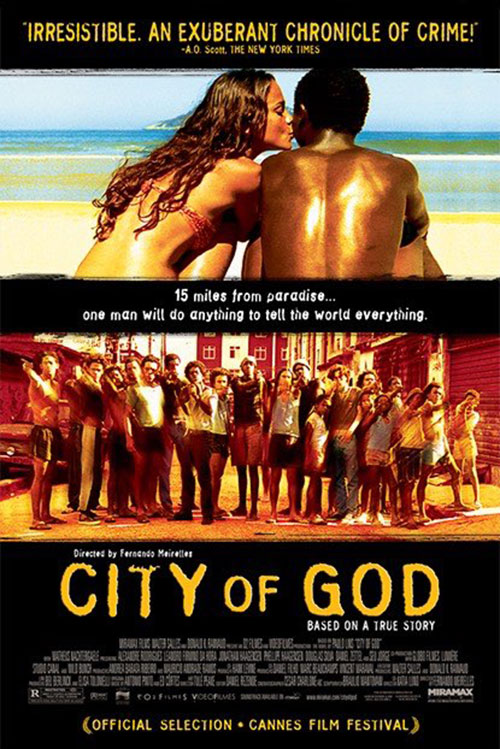 City of God Film Poster