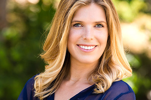 Los Angeles Woman Outdoor Headshot Photography
